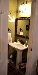 Guest Half Bathroom Decorating Ideas by Modern Half Bathroom Inviting Home Design