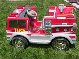 100 Kid Trax Fire Truck Power Wheels Best Cars 2018