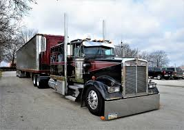 Semi Trucks | Tractor Trailers...Semi Trucks...18 Wheelers ... Black Kenworth W900 Tractomulas Pinterest Rigs Biggest Truck Custom T660 18 Wheels A Dozen Roses Pin By Ray Leavings On Kenworth White Nicolas Tractomas Tr 10 X D100 The Largest Semitruck In Semi Trucks Tractor Trailerssemi Trucks18 Wheelers David Cox Au Trucks Luxury Big The Firstclass Life Of Truck Drivers Flat Out Awesome Race Video Man Race Semitruck Vs A C63 Amg Rig Ever Youtube Thebiggestsemitruckcrash Wheels Roads Timmy Huff Peterbilt