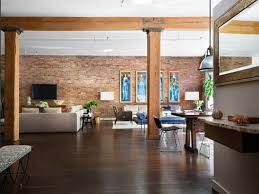 100 Brick Loft Apartments Apartment Shelving Brick Loft Apartments New York Bedroom Bedroom