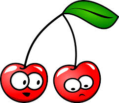 Cherry Clipart Black And White Free Clipart