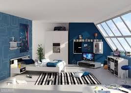 Artistic Boys Bedroom Ideas Also Teenage Boys Bedroom And Blue For