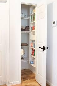 Adjustable Linen Closet Shelving Yorktown