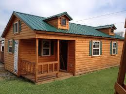 14x28 Modular Amish Cabin MOVE IN READY TRUE FOUR SEASONS CABIN