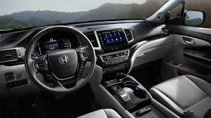 Used Honda Pilot With Captain Chairs by Performance Honda Meet The All New Redesigned 2016 Honda Pilot