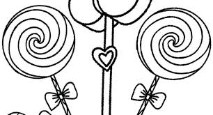 Candyland Coloring Pages Free Board