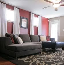 Black And Red Living Room Decorations by Black Grey And Cream Living Room Ideas Centerfieldbar Com