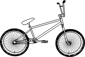 Two Bikes Clipart Fresh Bicycle Coloring Page