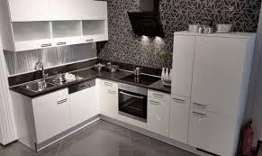 einbauküche mankaarktis 1 weiß glanz küchenzeile l form 315 x 185cm mit e geräte