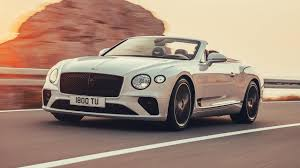 100 New Bentley Truck This Is The New Continental GT Convertible Top Gear
