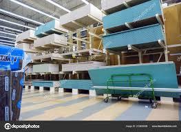 100 Warehouse Houses Saint Petersburg Russia 2018 Pallet Building Materials