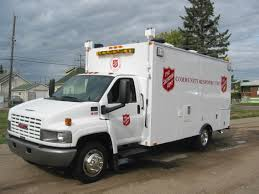 100 Salvation Army Truck Responds To Fort McMurray Fire Alberta Northern