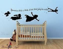 stickers décoration chambre bébé stickers muraux décoration mural pan et les enfants chambre
