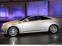 Best of the L A Auto Show Cadillac CTS Coupe 4 CNNMoney