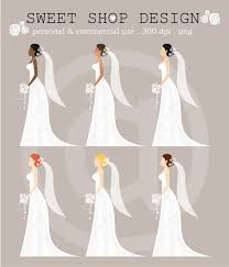 Bridal Shower Endearing Clip Art Invitations With Umbrella Free