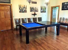 holiday pool table dining room pool table combo canada dining pool