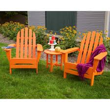 Outer Banks Polywood Folding Adirondack Chair by Folding Adirondack Chair Berlin Gardens Pertaining To Folding