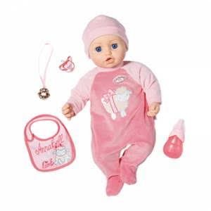 Zapf Creation Baby Annabell Interactive Doll - 43cm