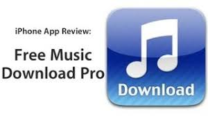 Review Free Music Download Pro iPhone app