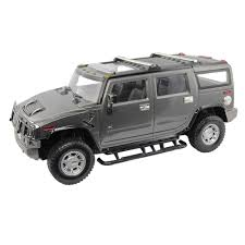 KidzTech - 1:16 Remote Control Hummer H2 Rechargeable - Grey Magic Cars 2 Seater Atv Ride On 12 Volt Remote Control Quad Buy Shopcros Racer Rc Rechargeable 124 Hummer H2 Suv Black Online Great Wall Toys 143 Mini Truck Youtube Uoyic 18 Fuel Nitro Car Hummer Bigfoot Model Off Road Remote Car Off Road Humvee Cross Country Vehicle Speed Sri 116 Lowest Price India Hobby Grade Big Foot 4wd 24g Rtr New Bright Scale Monster Jam Maxd Walmartcom Accueil Hummer 1206 Pinterest H2 Radio Rtr Rc Micro High