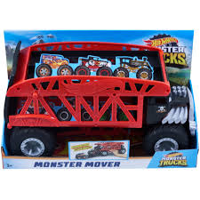 100 Hot Wheels Monster Truck Toys Mover