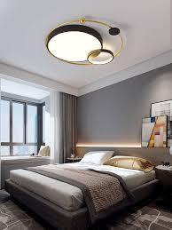 nordic romantische luxus planeten le led decke licht gold schwarz moderne warme leuchten wohnzimmer schlafzimmer studie studio cafe