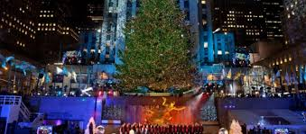 Rockefeller Center Christmas Tree Facts by Christmas In Rockefeller Center U0027 Tree Lighting 2016 Live Stream