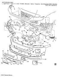 Chevrolet Silverado Parts Diagram - Example Electrical Wiring Diagram •