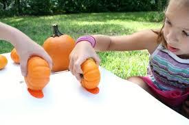The Runaway Pumpkin by Rolling Runaway Pumpkin Painting Fall Process Art Fantastic Fun