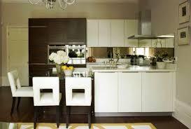 Image Of Elegant Design Two Tone Kitchens Ideas