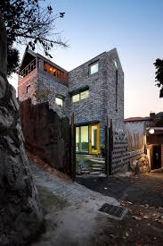 100 Blooming House With Wild Flowers Studio GAON ArchDaily