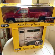What Young Horse Lover Doesn't Love Breyer?! The Dually Truck And ... Bruder 028 Horse Trailer Cluding 1 New Factory Sealed Breyer Dually Truck Toy And The Best Of 2018 In Abergavenny Monmouthshire Gumtree Amazoncom Stablemates Crazy And Vehicle Sleich Pick Up W By 42346 Wild Gooseneck 5349 Wyldewood Tack Shopbuy Online Dually Truck Twohorse Trailer Dailyuv 132 Model Two Fort Brands