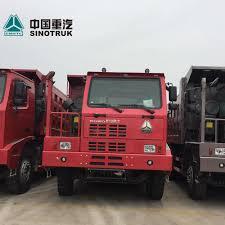 Baru Sinotruk Dump Truck Pertambangan 60ton Tipper Untuk Dijual ...