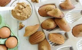 cuisine legere recettes de madeleines légère et de cuisine légère