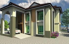 100 Beautiful Duplex Houses Architectural Design Of 4 Bedroom In Nigeria Psoriasisgurucom