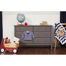 davinci jayden 6 drawer double dresser in slate m5966sl