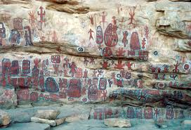 San Bartolo Murals National Geographic by Egyptsearch Forums 22 Points Proving That Black Were In America