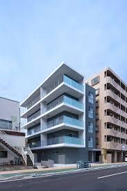 AKHR Contemporary BuildingsMinimalist ArchitectureArchitecture Design Apartment