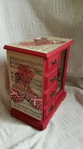 213 best Jewelry Boxes And Repurposed Craft images on Pinterest