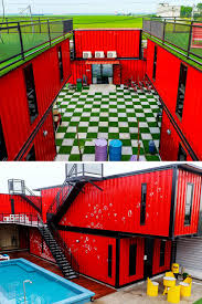 100 Shipping Container Guest House Eco Friendly Hotel Options 12 Places To Stay That Are Made From