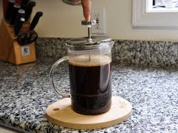 20140714 French Press Plunge