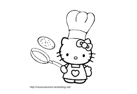 hello fait la cuisine hello 163 dessins animés coloriages à imprimer