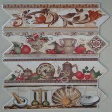 8x25cm arrow ceramic border border tile listello border without