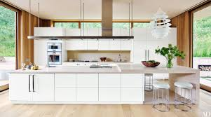 100 Modern White Interior Design 35 Sleek Inspiring Contemporary Kitchen Ideas