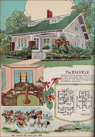 Simple Bungalow House Kits Placement by 1920s American Residential Architecture 1925 American Builder