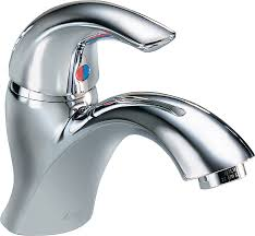 Delta Faucet Aerator Removal by Delta Faucet 22c601 22t Single Handle Single Hole Bathroom Faucet