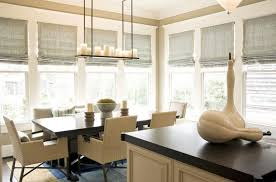 Kitchen Curtain Ideas For Bay Window by Double Stainless Steel Arc Kitchen Faucet Kitchen Bay Window