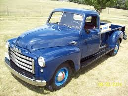 100 52 Chevy Truck Parts 1950 GMC 1 Ton Pickup Jim Carter