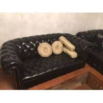 canapé cuir chesterfield canape chesterfield cuir 3 places d occasion