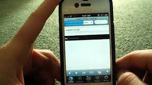 iPhone 4S App Review Tube Downloader Download Videos